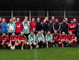 Bekendmaking Team van de Eeuw bij VV Bodegraven