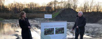 Start bouw woningen Hart van Bodegraven