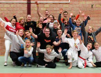 Judoka's sportschool Goederaad judotoernooi België