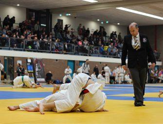 Grootste judotoernooi van Nederland in Bodegraven succesvol