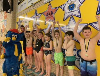 Willibrord Miland weer schoolwaterpolo kampioen