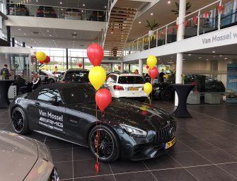 Van Mossel Mercedes-Benz organiseert grootste Occasion spektakel