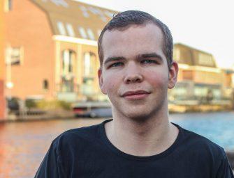ReBo-er van de Week: Benjamin Rijnbeek