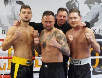Profpartij Julius Humme tegen Poolse bokser in Alphen