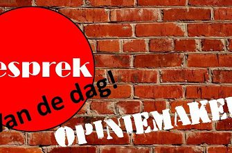 Gejo Vermij in Gast van de Week