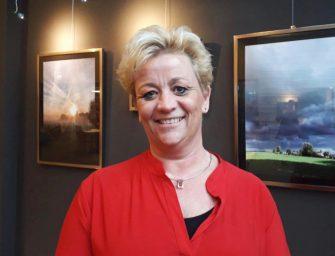Caroline Rijnbeek exposeert in Evertshuis: 'Prachtig, mooi en lekker dichtbij'