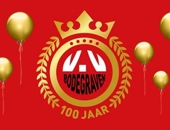 100 jaar VV Bodegraven!