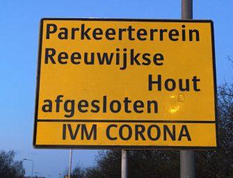 Afsluitingen dit weekend in Bodegraven-Reeuwijk