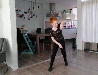 Online danslessen bij Forza gaan door