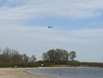 Hulpdiensten rukken massaal uit naar Reeuwijk, niemand aangetroffen