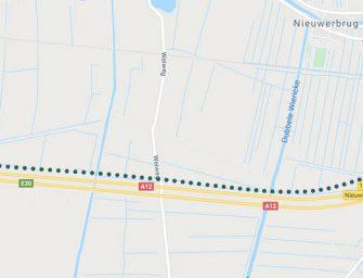 Parallelweg langs A12 voor bedrijven Broekvelden?