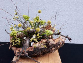 Voor een mooi Paasboeket zit je goed bij Passiflora in Bodegraven