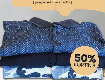 Koop lokaal: Pull & Polo actie