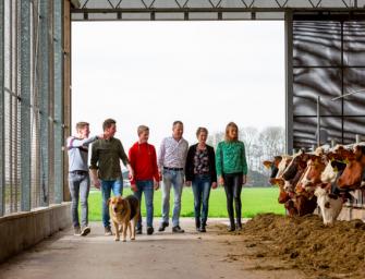 Melkveebedrijf Oostdam lanceert 'superverse melk' onder eigen label