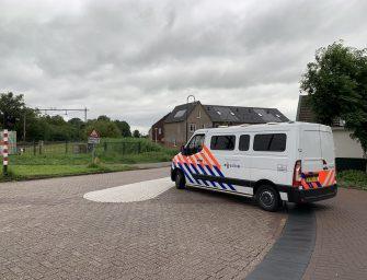 Politie pakt 15 en 20-jarige jongens op voor inbraak in Bodegraven