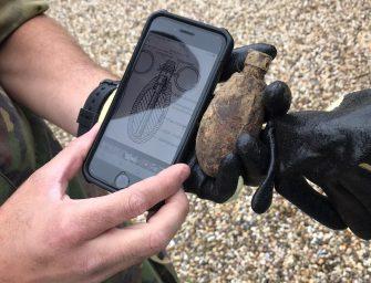 Handgranaat tot ontploffing gebracht in Bodegraven