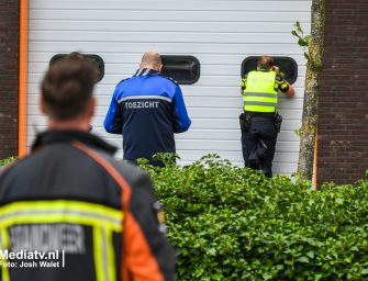 Hennepkwekerij gevonden in Bodegraven