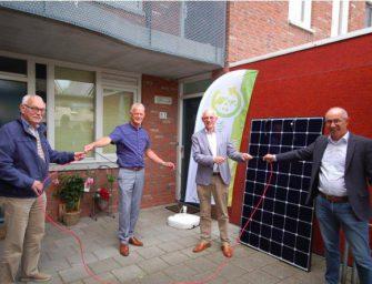 768 zonnepanelen op daken Woningbouwvereniging Reeuwijk
