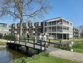 Een derde van 62 bewoners De Reehorst in Reeuwijk zijn besmet
