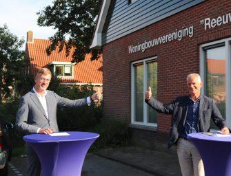 Woningbouwvereniging Reeuwijk en Mozaïek Wonen ondertekenen intentieovereenkomst