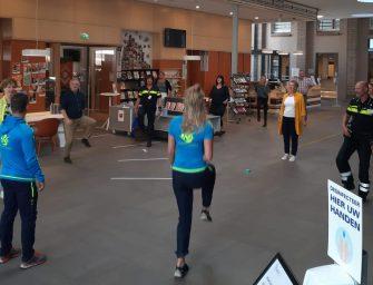 Buurtsportcoaches organiseren 'Vitaliteit op de werkvloer' in Evertshuis