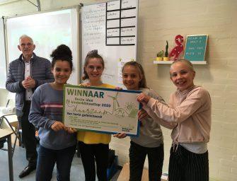 Kinderklimaattop 2020: twee winnende scholen!